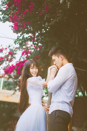 优艺摄影&清新唯美婚纱客照展示