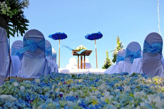 巴厘岛威斯汀沙滩婚礼套系