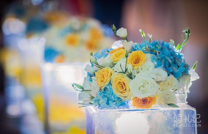 梦幻海洋主题婚礼,婚礼策划公司