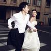 旧上海名媛风婚纱照 是我口味比较特殊?