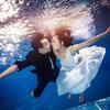 千辛万苦拍的水下婚照 给想拍的新人一些经验