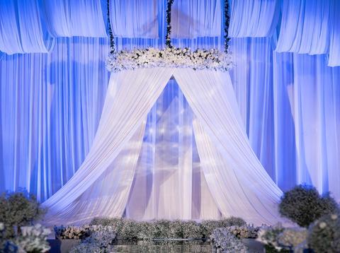纱幔婚礼,婚礼策划公司