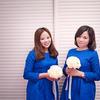 红蓝撞色婚礼 婚品仅供参考