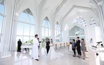 【BESTLOVE国际婚礼】美国关岛水晶教堂