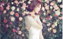 《玫瑰》系列 清新花海婚纱照