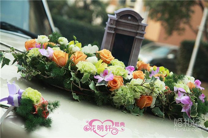 老上海石库门风情,婚礼策划公司