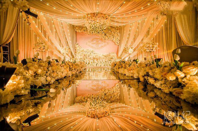 《橙色风情》橙色创意婚礼主题