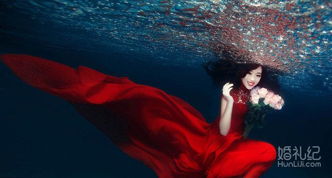 水下动物的折法大全图解