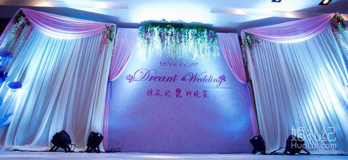 婚礼纱曼手绘图