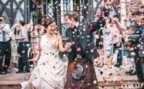 【卡洛视觉婚礼摄影】总监+首席双机婚礼跟拍