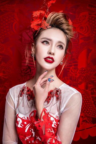 【苏格摄影】 中式婚纱照  囍之浣