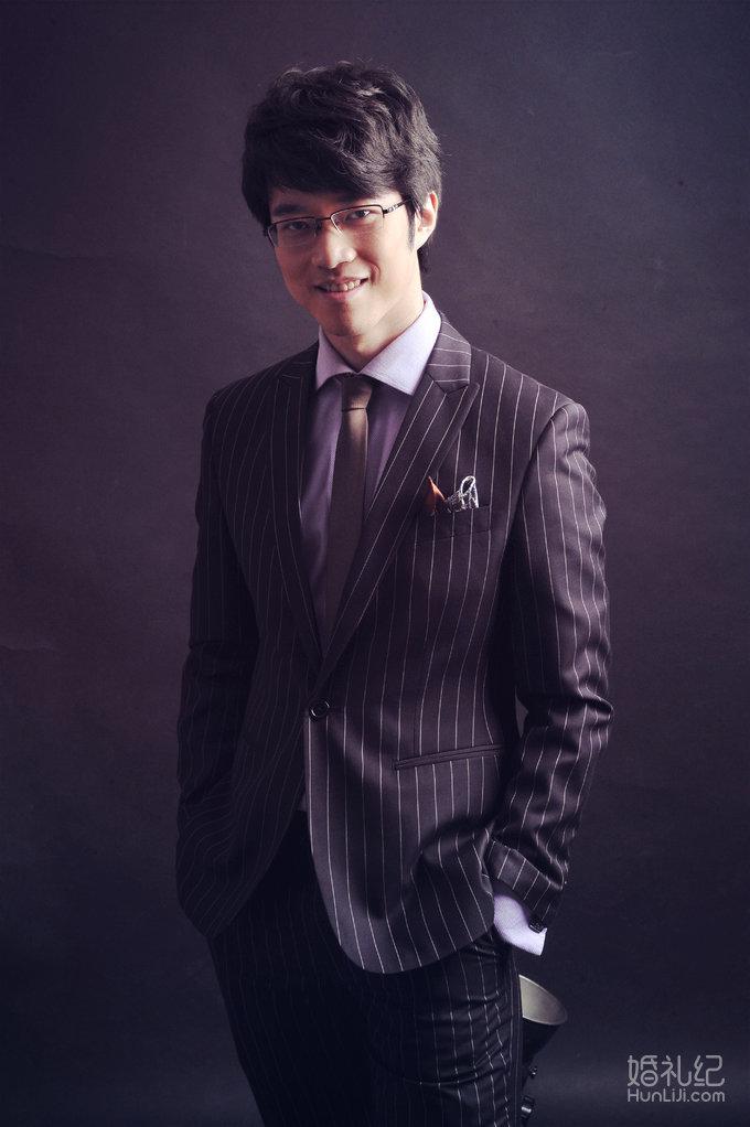 海东青:何翰林婚礼三人团队