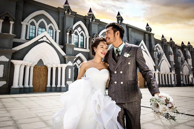 【婚礼购】兰芙浪漫蜜月欧式风