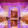 灯光打得不对婚礼现场变鬼屋