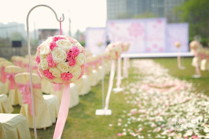 画架) 11,迎宾水牌鲜花装饰一组(花艺个性设计造型) 艾妮婚礼新人用花