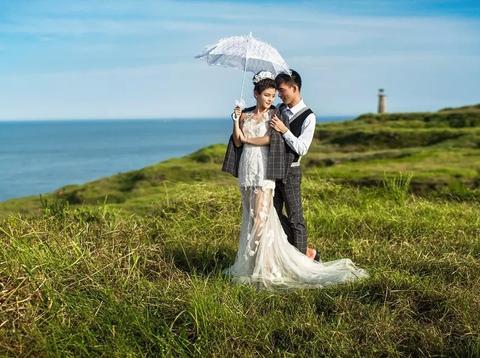 《为爱旅行—镇海角》乌克丽丽旅行婚纱摄影