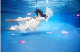 清新《水下》系列