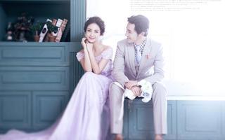 幸福宫殿<纯情挚爱>婚纱摄影系列