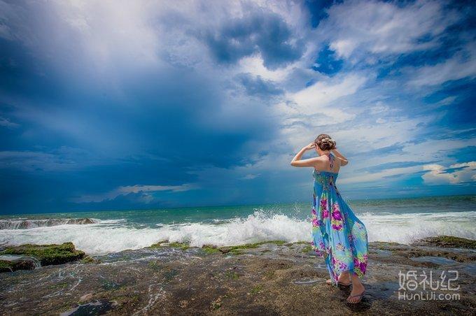 巴厘岛婚纱旅拍,婚礼摄影师