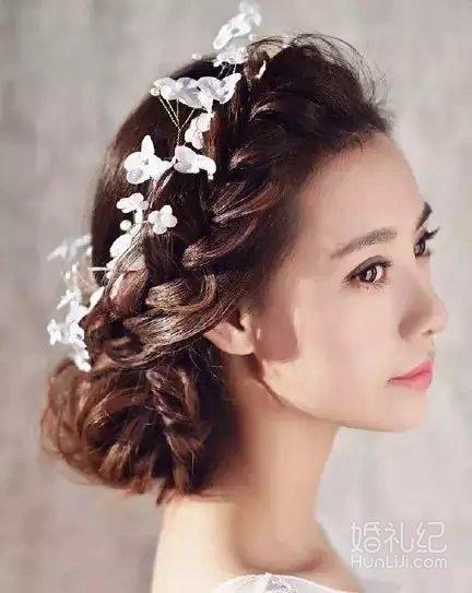 燕子时尚新娘早妆造型