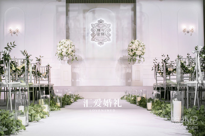 婚礼圆桌桌椅素材