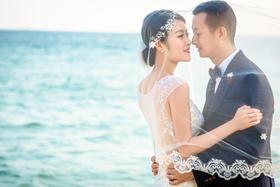 【麦町视觉】爱情游记---三亚韩式唯美婚纱摄影留念