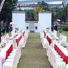 重庆小型草坪婚礼几家踩点记