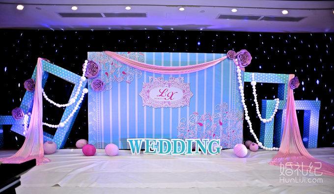 婚庆公司吊顶设计图片