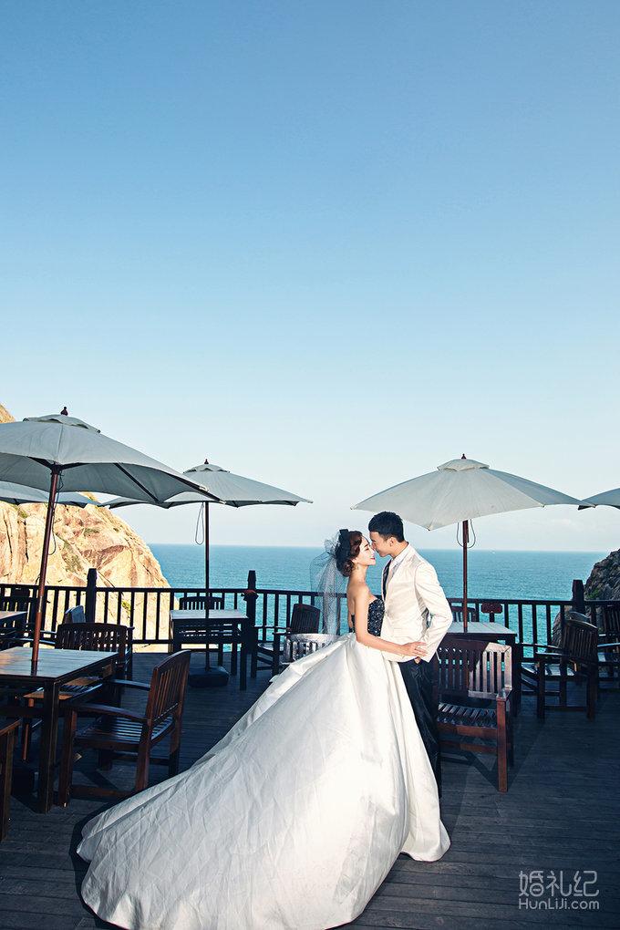 三亚分界洲岛,婚礼摄影