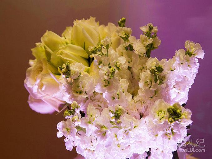 小樱花丝带花制作步骤图解