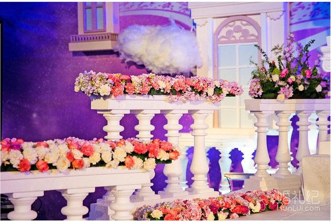 婚礼欧式罗马栅栏