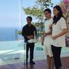 巴黎旅拍婚纱照+巴厘岛教堂婚礼,会有人看吗
