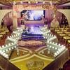 粉色木马主题婚礼 最赞的就是舞台啦
