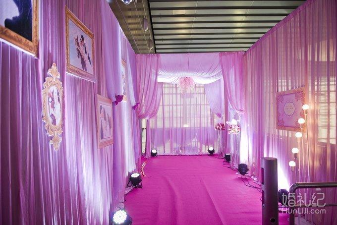 【双12特惠西式婚礼】奢华浪漫粉色系婚礼