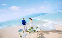 『分界洲岛』新航拍特效*婚礼