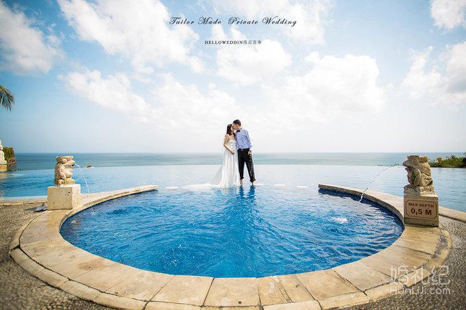 【南瓜喜事】巴厘岛·婚纱照·promise诺言