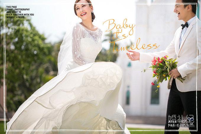 三亚apple视觉婚纱摄影|欧式教堂