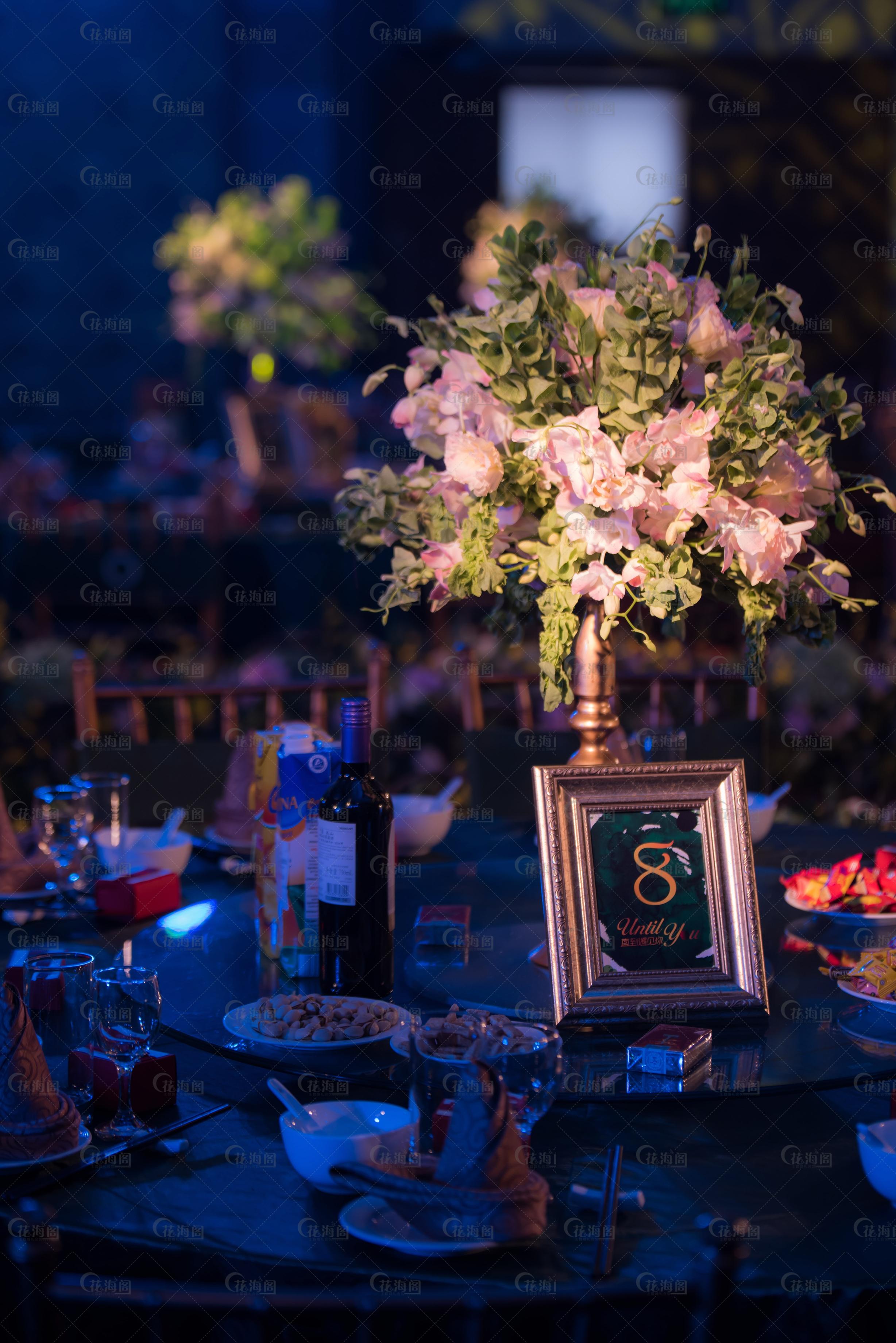 森系婚礼布置