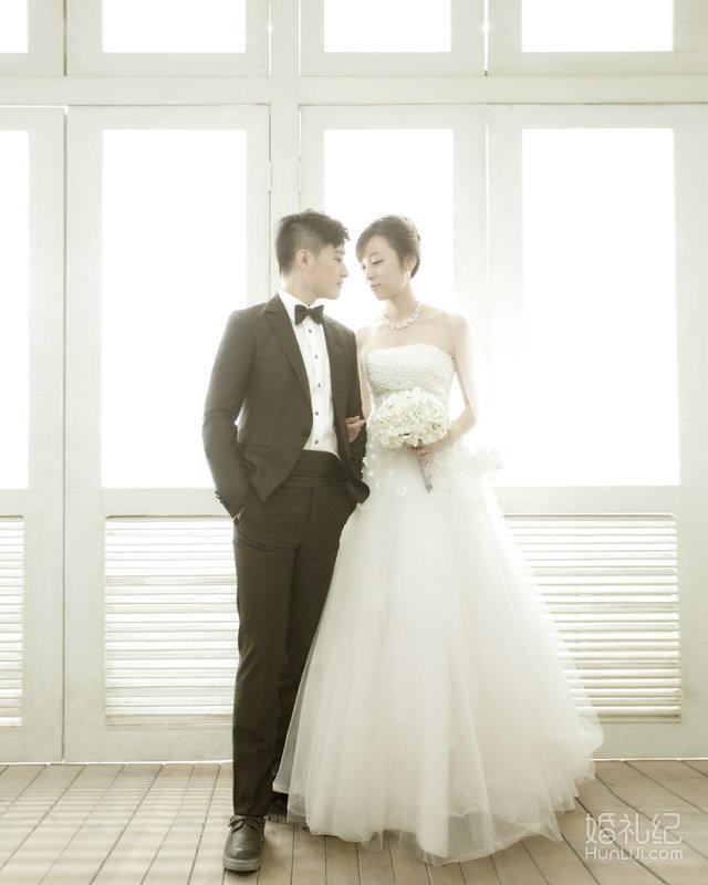 韩式小清新婚照  剧情微电影双影像套餐,婚礼摄影,纪