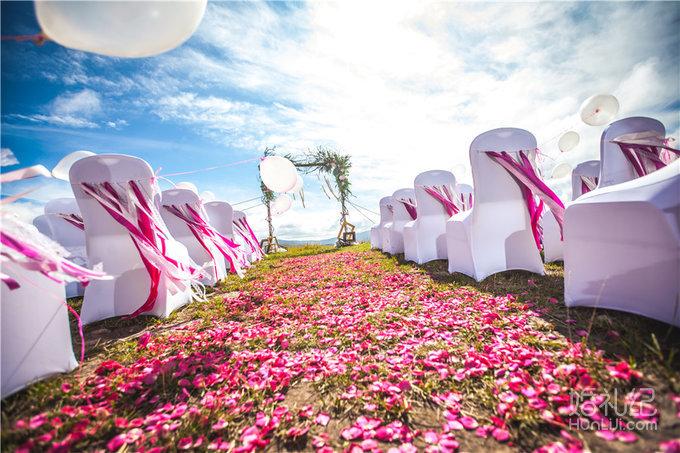 户外花园婚礼-田园风套系