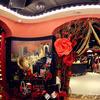 红黑的复古派对 这就是我的婚礼啦