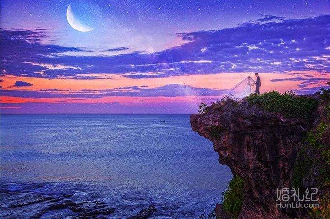 巴厘岛六天四晚蜜月婚纱照24999