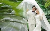 【水晶之恋婚纱摄影】意向金套餐 森系婚纱照