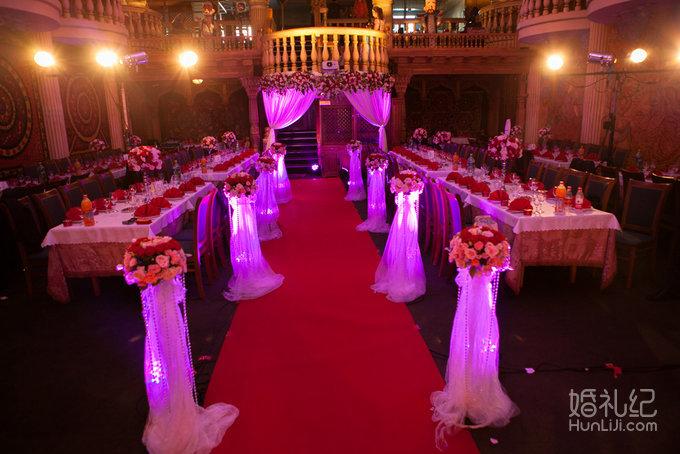 回族婚礼策划 穆斯林婚庆公司