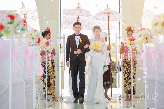 【芊寻海外婚礼】巴厘岛ritual海之教堂
