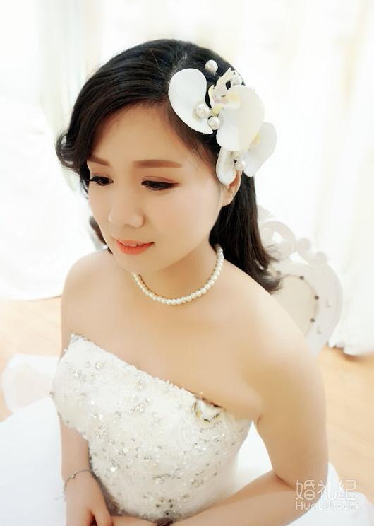 新娘�yg�_graceg新娘造型