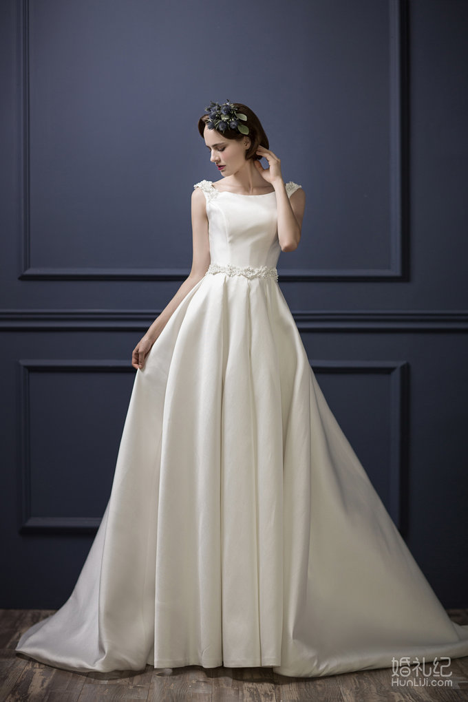 贵族公主,婚纱礼服设计作品欣赏