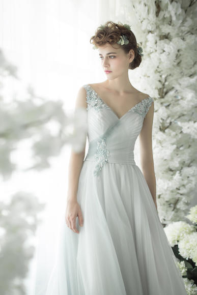 【丽莎皇宫】森之女神系列婚纱礼服