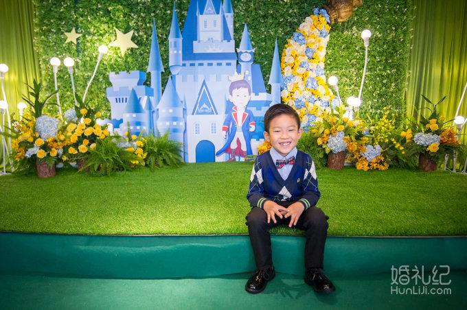【品拉婚礼】小王子的森林王国生日派对