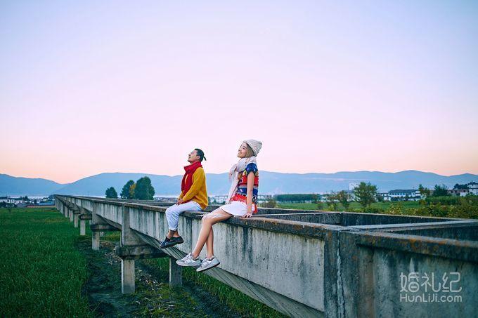 拍摄风格:旅行纪实,浪漫,唯美,小清新 拍摄景点:云南(大理) 服装造型